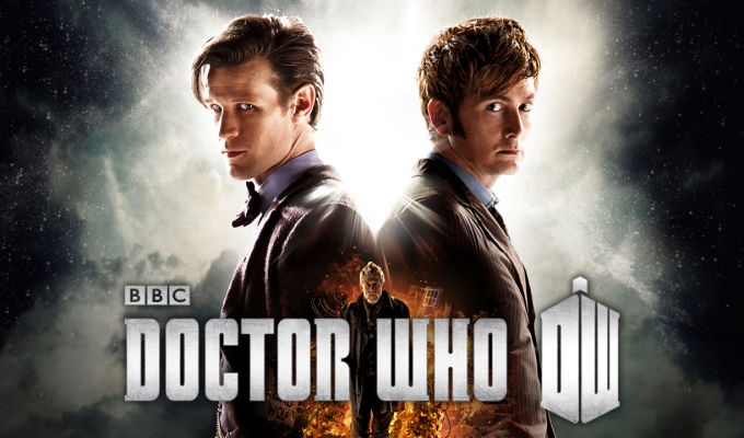 Fascinated Friday:  Confessions of a Doctor Who Virgin