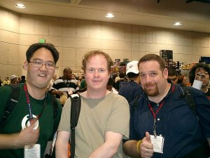 me and joss whedon