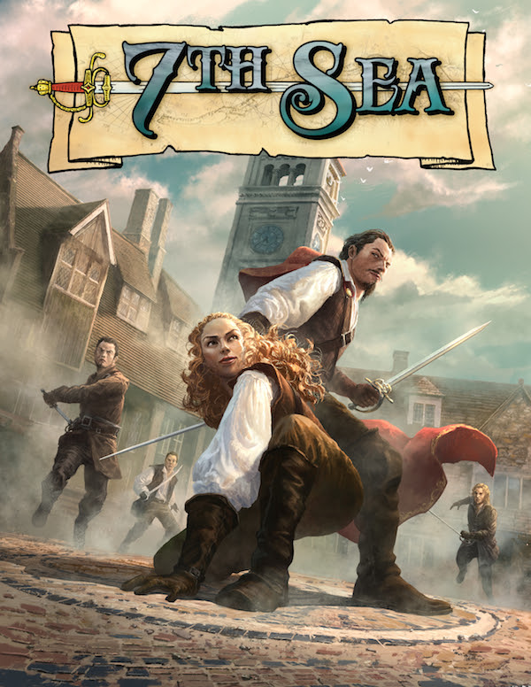 7th sea new cover