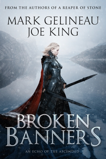 Broken Banners - Ebook 1333 x 2000