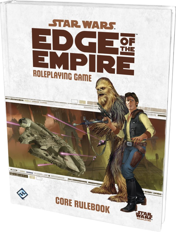 Fascinated Friday: Star Wars-Edge of the Empire