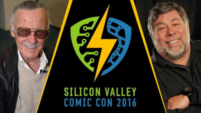 Fascinated Friday: Silicon Valley Comic Con!